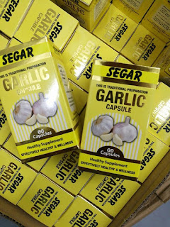 SEGAR GARLIC CAPSULE