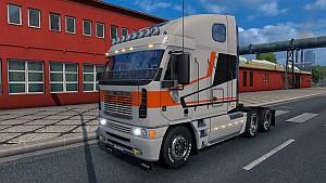 Freightliner Argosy CAT Edition mod 2.0