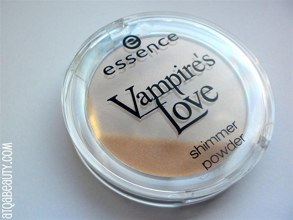 Makijaż :: Essence Vampire's Love Shimmer Powder
