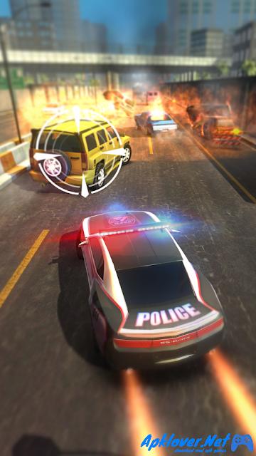Highway Getaway: Police Chase MOD APK