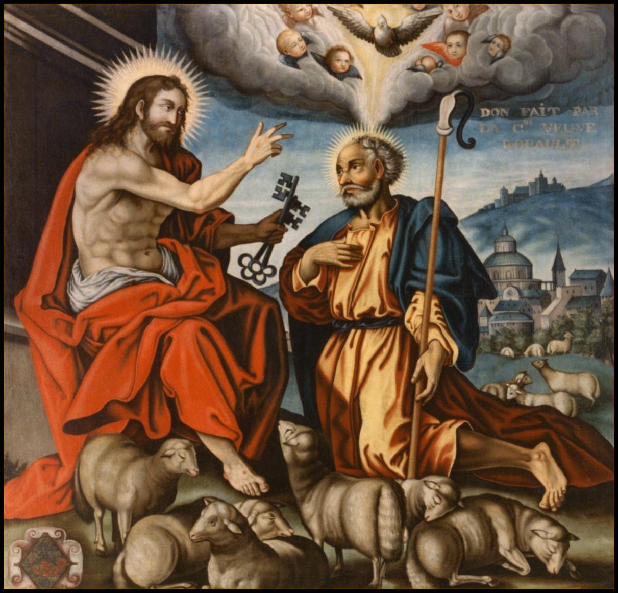 jesus nachfolgen heute kurzgeschichte