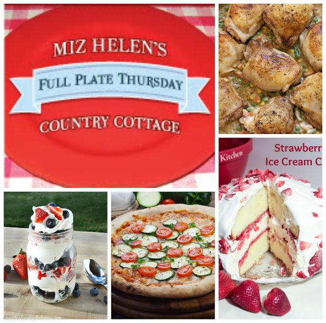 Full Plate Thursday at Miz Helens Country Cottage