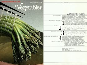 VEGETABLES - THE GOOD COOK