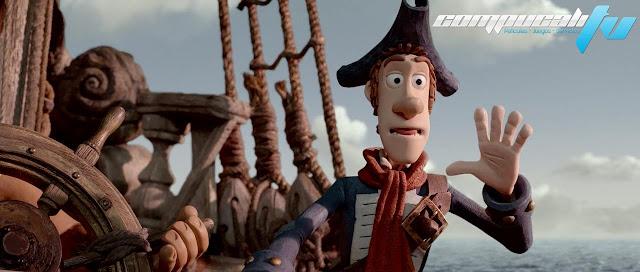 Piratas Una Loca Aventura 720p HD Español Latino Dual BRRip Descargar 2012