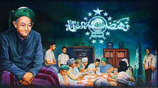 """Dialog"" Dengan Hadhratus Syaikh KH. Hasyim Asy'ari"