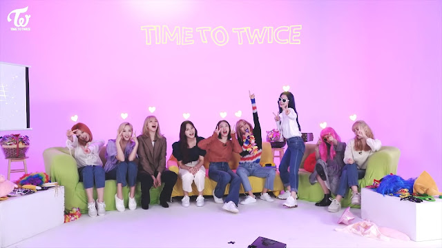 TWICE REALITY -TIME TO TWICE- - Noraebang Battle EP 2
