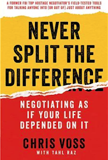 never split the difference by chris voss book review