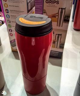 stabiler Kaffeebecher grips