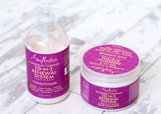 Review | Shea Moisture Superfruit Complex 10-in-1 Renewal System (Collab)