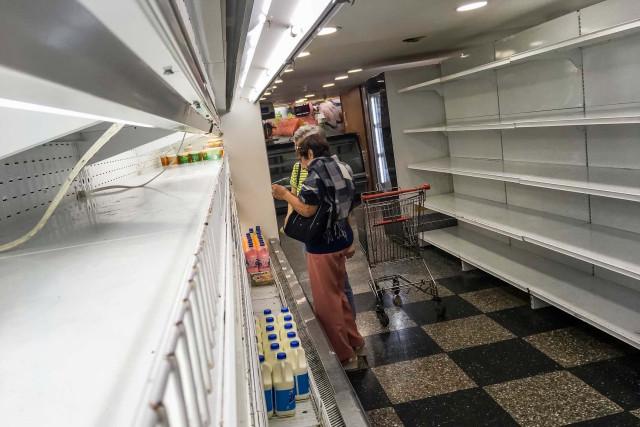 Cendas – FVM: Canasta básica familiar aumentó a Bs F 2 millardos en agosto