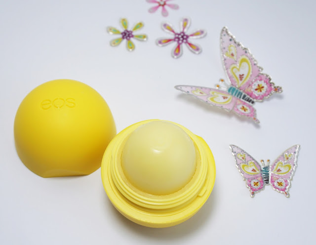 EOS - Lip Balm (Lemon Drop mit LSF 15)