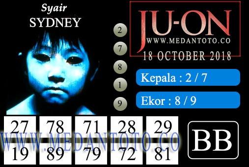 13129 Code Syair Sydney