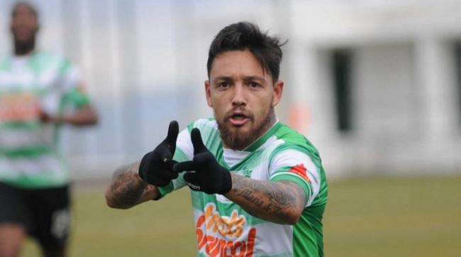 Erivelto EMiliano Da Silva, Striker Baru Persib!