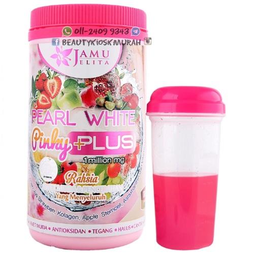 Pearl White Pinky Plus Jamu Jelita