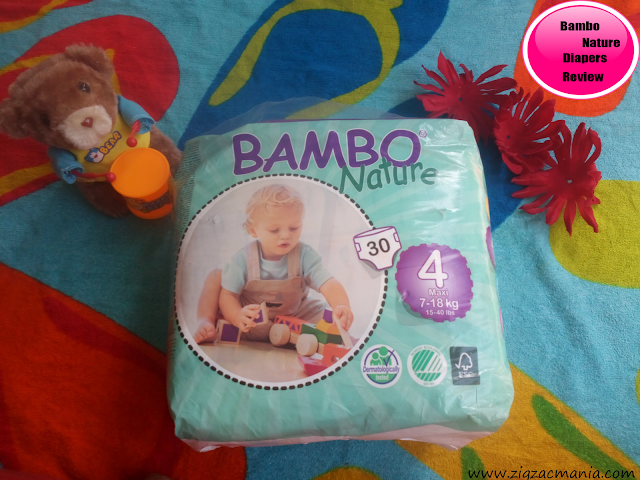 Bambo Nature Diapers: Availability