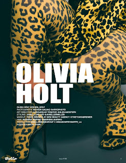 Olivia Holt In Bello Magazine March 2019