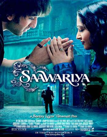 Saawariya 2007 Hindi 600MB BRRip 720p ESubs HEVC