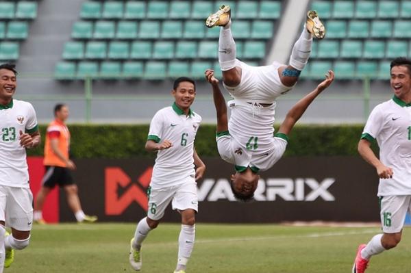 Video: Pesta 7 Gol Timnas Indonesia U-23 Kegawang Mongolia