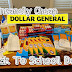 Insanely Cheap Dollar General Back To School Deal Happening Today
