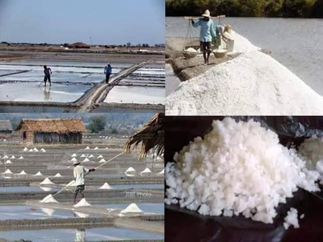Ternyata, Indonesia Sudah Impor Garam Sejak Tahun 2007