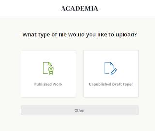 upload academia