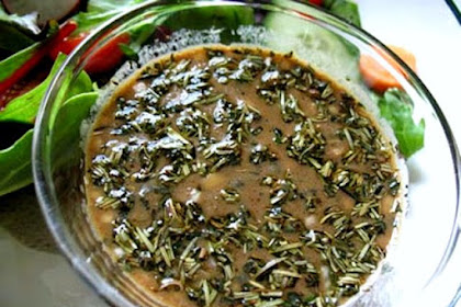 Mustard and Herb Dressing