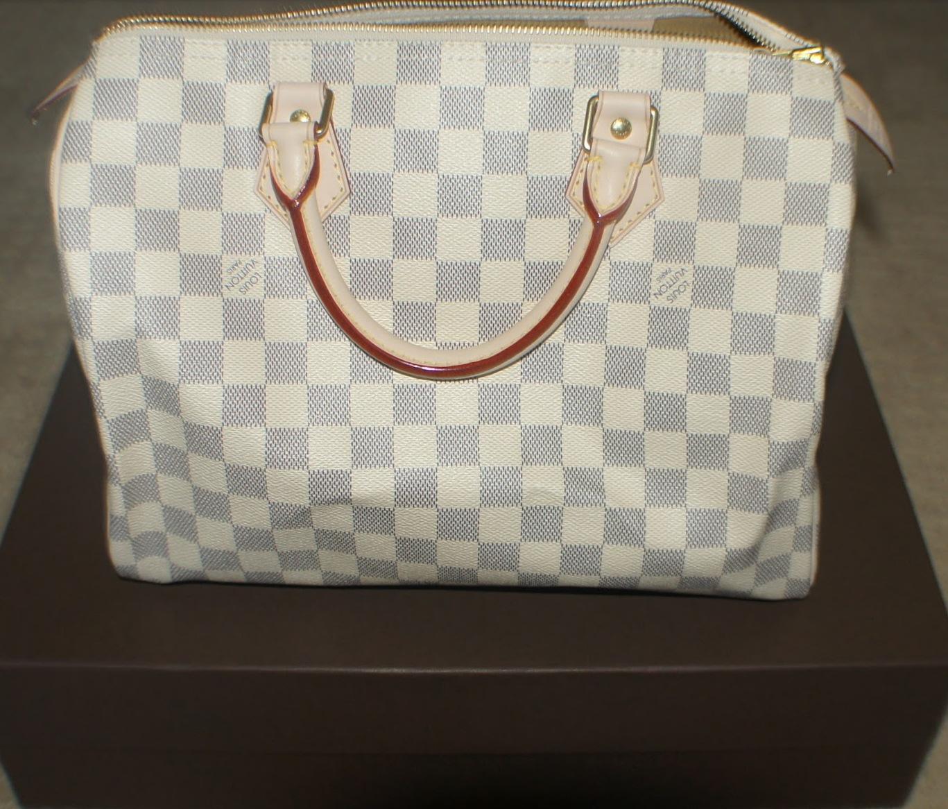 A Review of the Louis Vuitton Speedy 30 8714d11c03cea