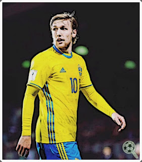 Sweden Emil Forsberg