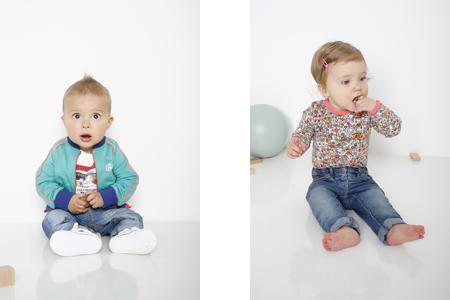 c3b9634d56b Esta colección para los más pequeños llamada Boy   Girl Lo va de los 3  meses a los 2 años (tallas 62 a 92). Las niñas llevarán los colores más  frescos de ...