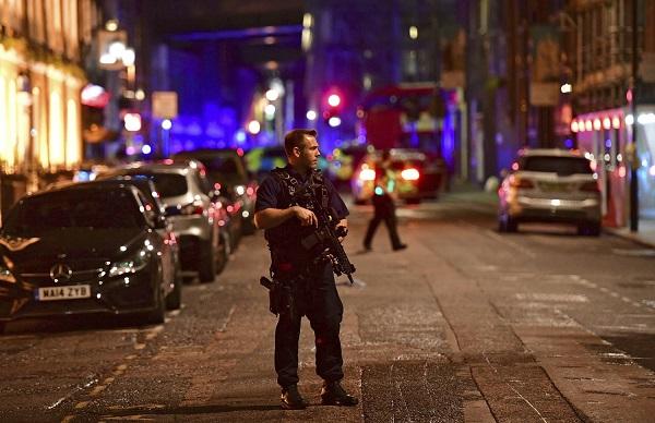 المحطة التالية للهجمات الإرهابية بعد مانشستر كانت فى لندن