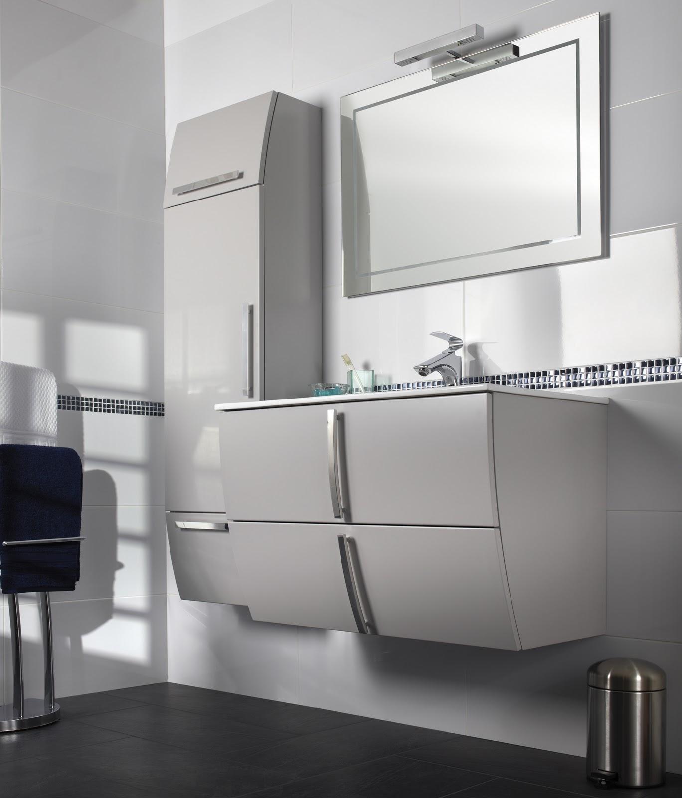 Meubles salle de bain rangement salle de bain achat - Achat meuble salle de bain ...