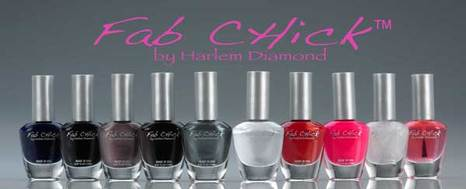 Fab Chick By Harlem Diamond Nail Lacquer The Nail Polish Exchange