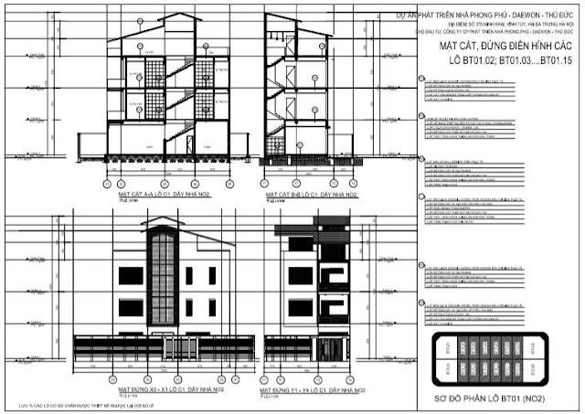 Thiết kế biệt thự 378 Minh Khai