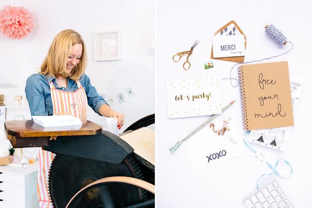 Papierprodukte, Handel, Grußkarten, Notizbuch, Postkarten, Anhänger, Geschenkideen