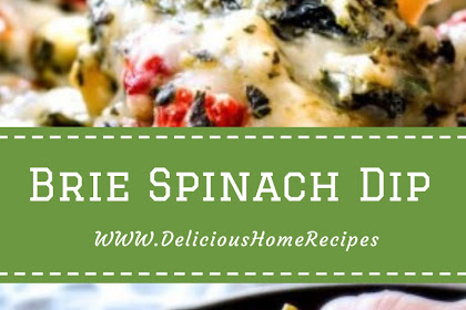 Brie Spinach Dip