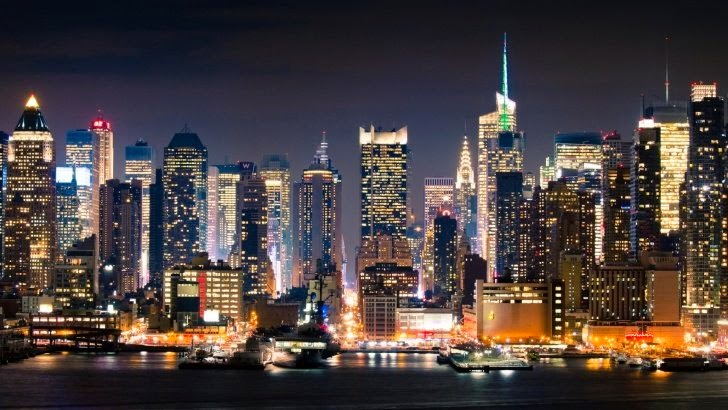 4 – New York City Architecture, US - 11 Architectural Places You Should See Even Once in Your Life!