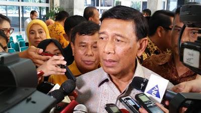 Wiranto Minta KPK Tunda Penetapan Tersangka Terhadap Calon Kepala Daerah - Info Presiden Jokowi Dan Pemerintah