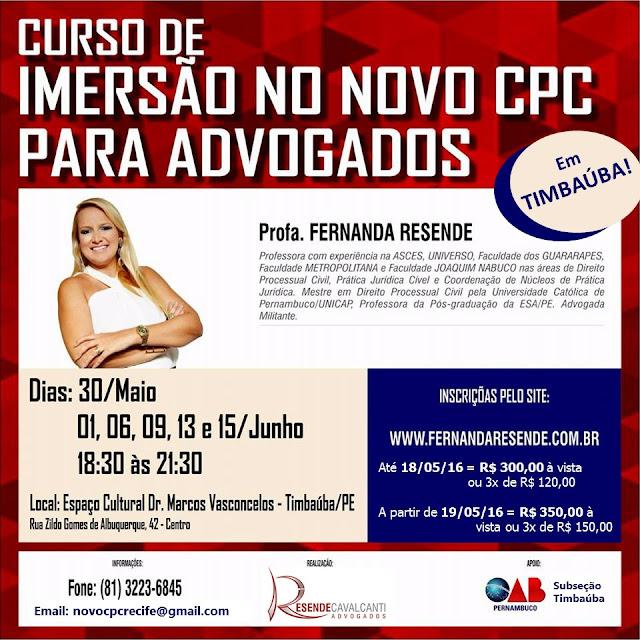 Professora Fernanda Resende