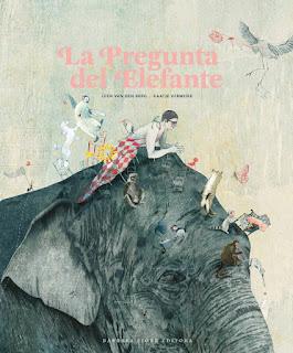 Libro La Pregunta del Elefante