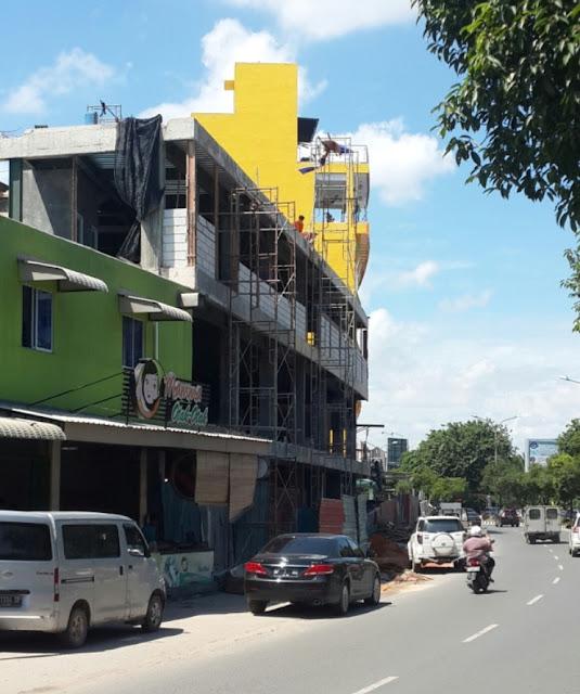 Bangunan Di Atas Row Jalan Tidak Di Bongkar, PERMAK Akan Gugat Walikota Batam