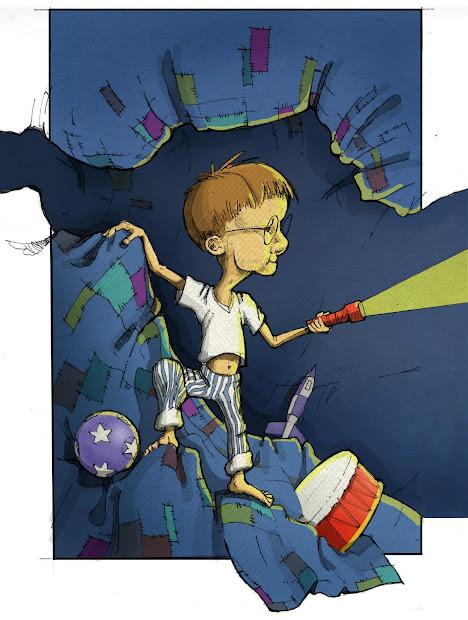 Brueggert Children' Book Illustration