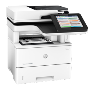 HP LaserJet Enterprise Flow MFP M527c Driver Download