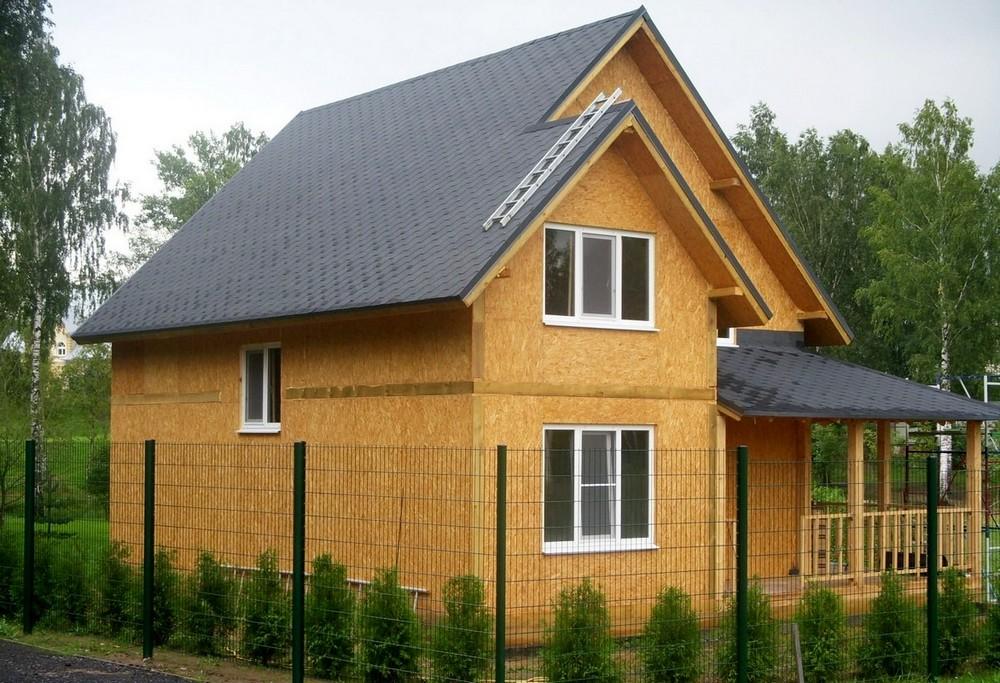 Дома из сип панелей в Крыму