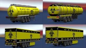 Biohazard Trailers Pack