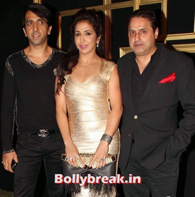 Krishika Lulla, All Bollywood Celebs at Deepika Padukone Golden Party