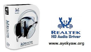 Realtek High Definition Audio Drivers 6.0.1.7743 Full Version For PC