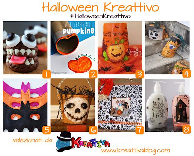 idee per un halloween creativo