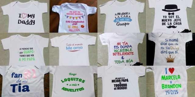 mamelucos personalizados para niñaFulares y tejidos KANGUTINGO
