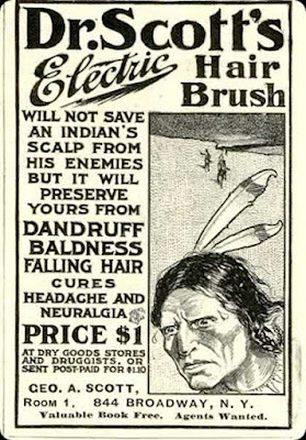 Dr Scotts Electric Hair Brush
