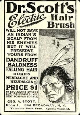 Dr Scotts Electric Hair Brush